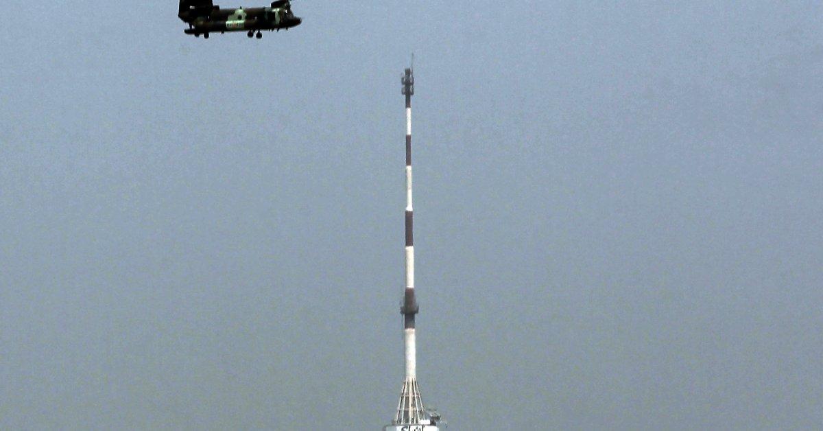4 человека погибли в результате ракетного обстрела в международном аэропорту Багдада - иракский чиновник thumbnail