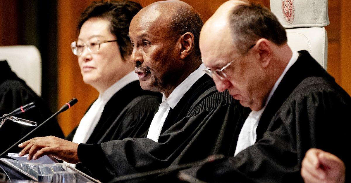 Верховный суд США распорядился, чтобы Мьянма приняла все меры для предотвращения геноцида против рохингья thumbnail