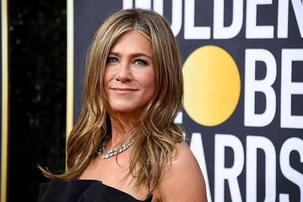 Jennifer Aniston S Face Highlight Of The Golden Globes Time