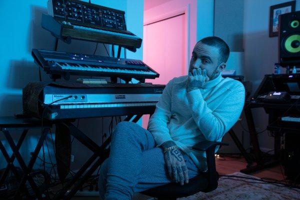 Mac Miller Album Circles Is A Heartbreaking Plea For Peace