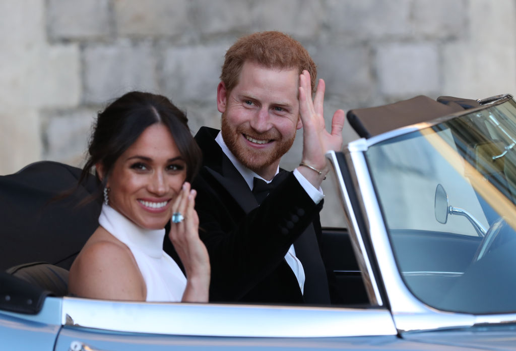 Prince Harry and Meghan Markle Will No Longer Use Their HRH titles and Will Stop Receiving Public Funds for Royal Duties