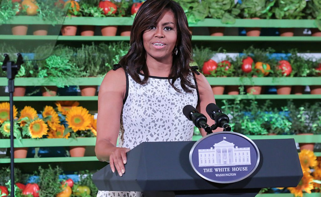 Trump Administration Announces Rollbacks to Obama-Era School Lunch Programs on Michelle Obama's Birthday