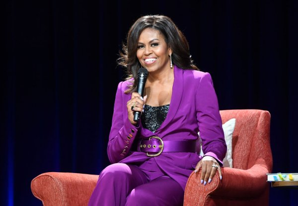 Exercise Like Michelle Obama With Her 2020 Workout Playlist | Time