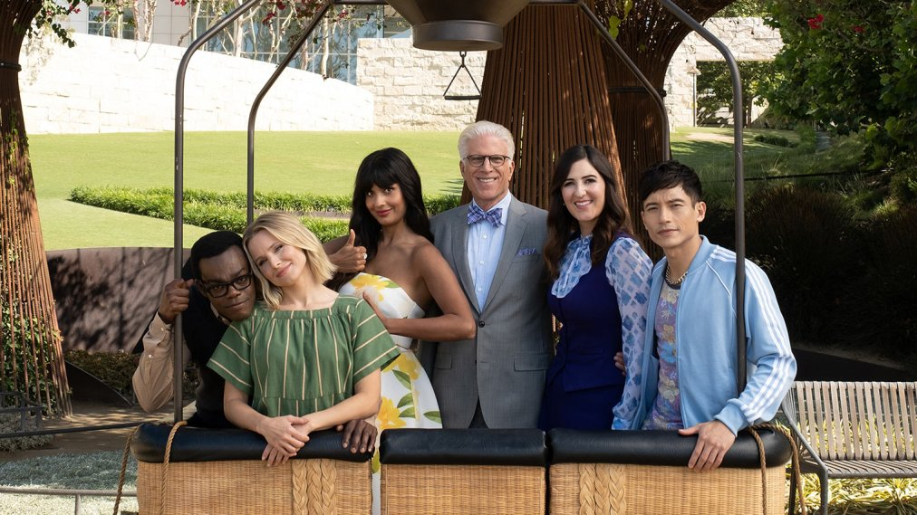 The Good Place Became the Last Great Sitcom on Network TV by Daring Its Audience to Be Better