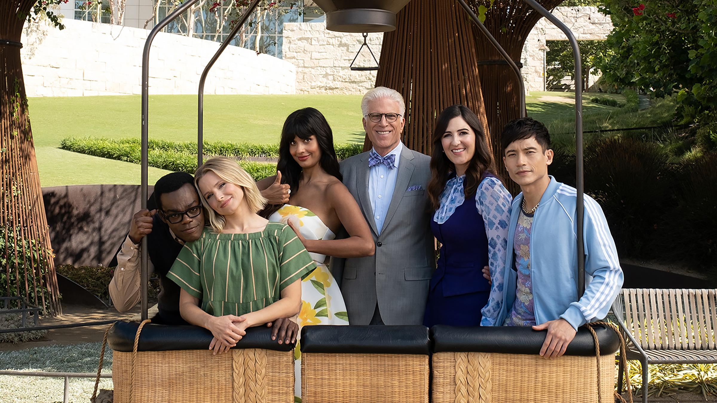 «Хорошее место» стало последним великим ситкомом на сетевом телевидении, осмелившись улучшить свою аудиторию thumbnail