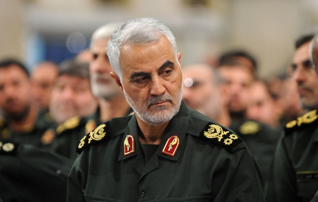 Image result for pics of General Soleimani