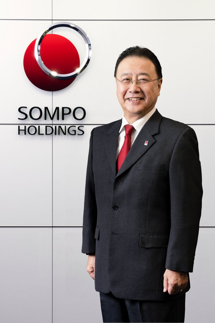 Sompo Holdings Group CEO Davos 2020