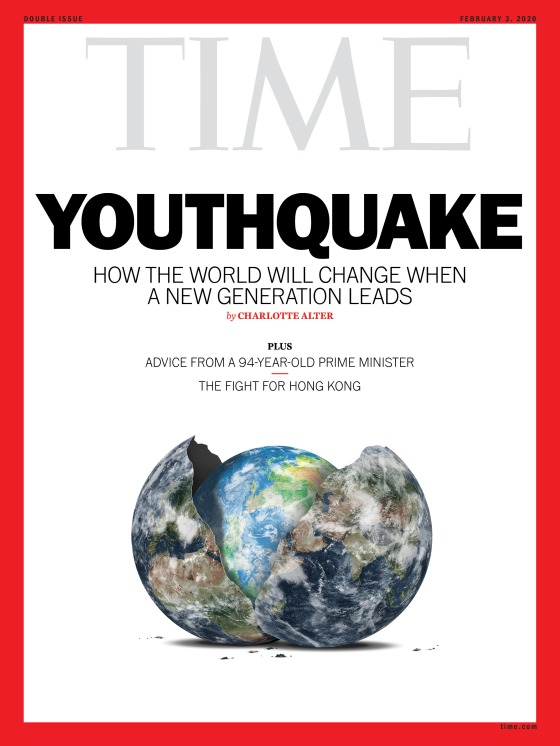 Youthquake Time Magazine cover