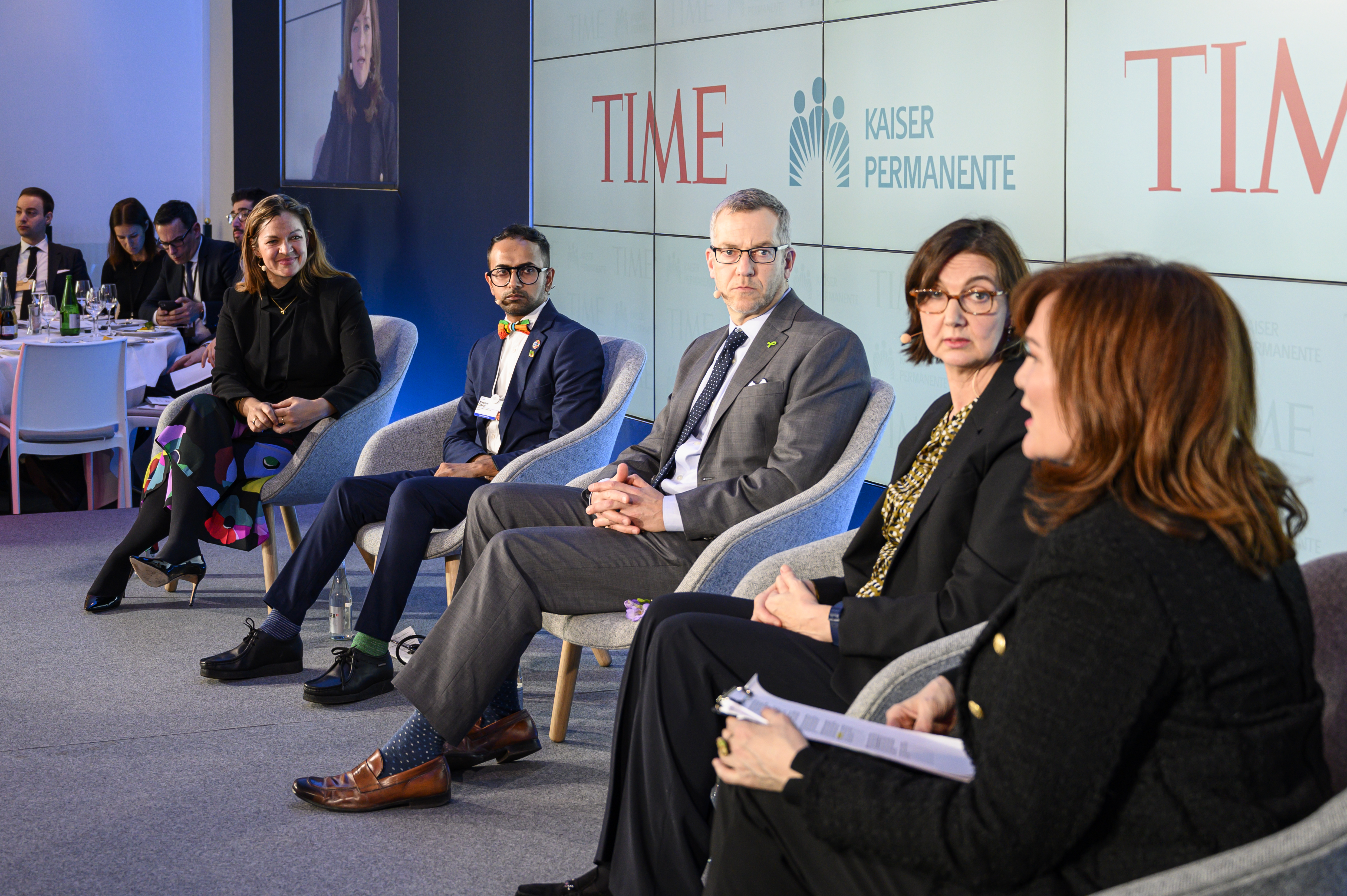 TIME's Mental Health Davos event.