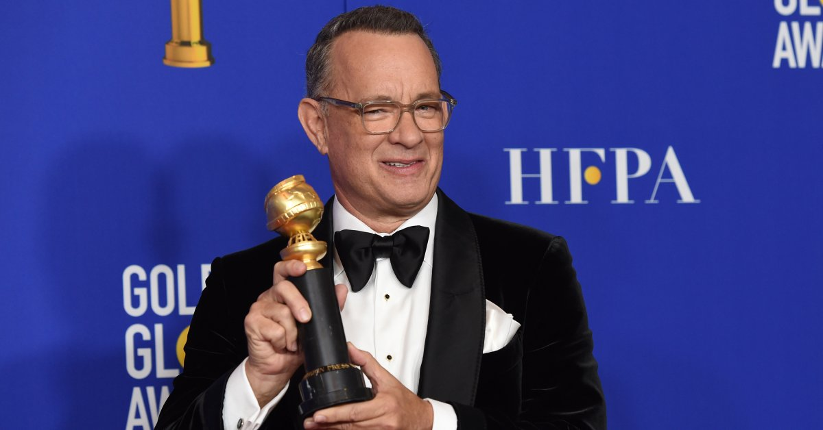 Tom Hanks' Family Offered Greek Citizenship for Athens Fire Donation