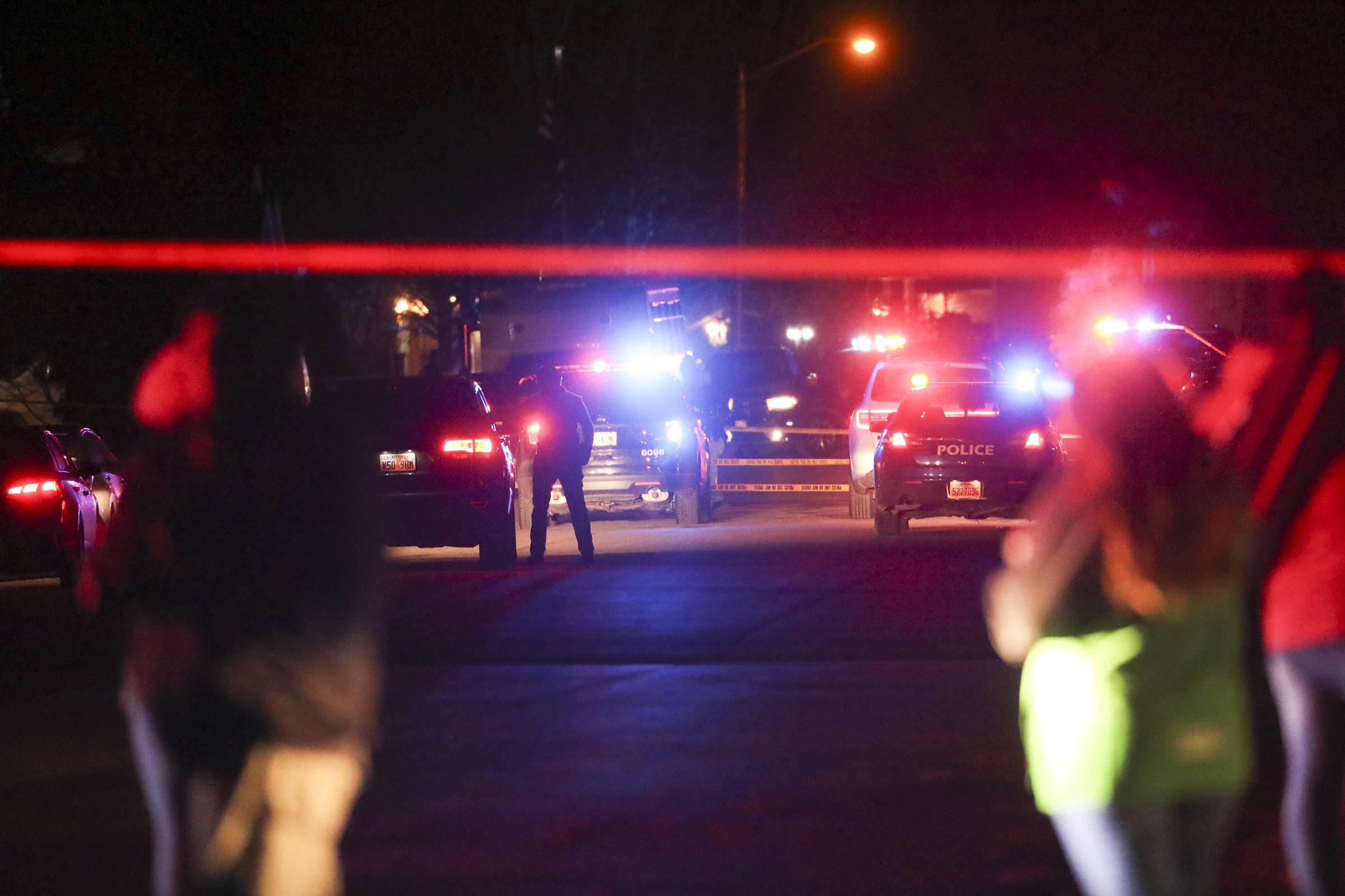 4 Killed, 1 Injured in Family Shooting in Salt Lake City Suburb