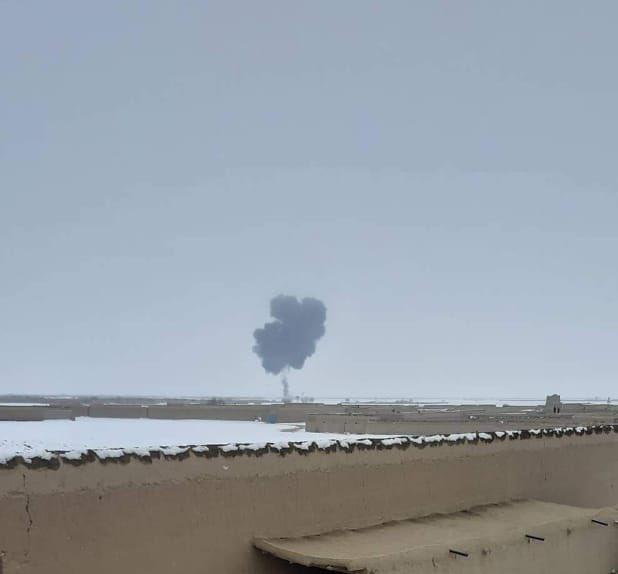 Отчеты: авиакатастрофы американских военных в восточном Афганистане, удерживаемые талибами thumbnail