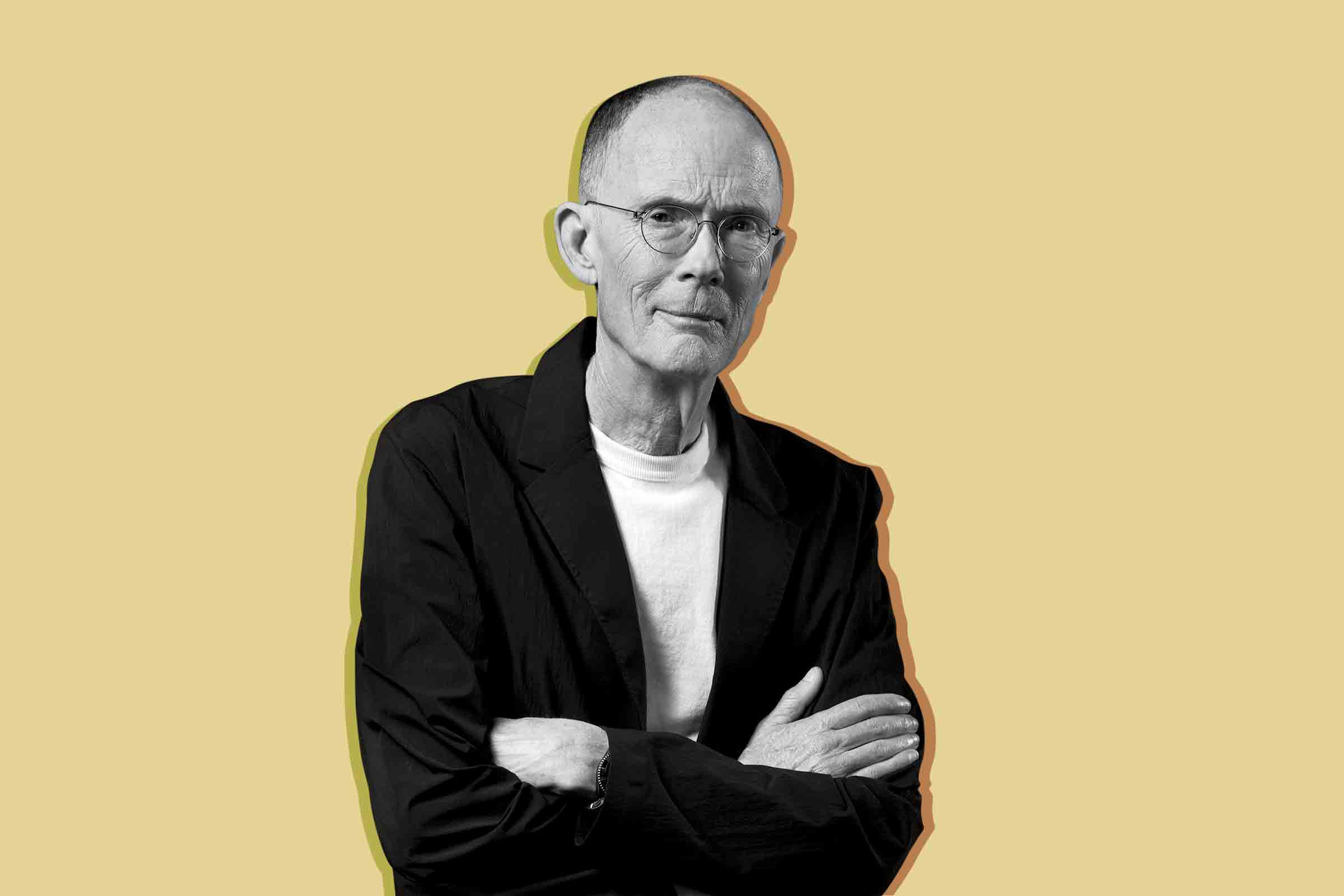 """Sci-Fi Novelist William Gibson on the Invention of the Term """"Cyberspace"""" and How AI Could be Truly Intelligent"""