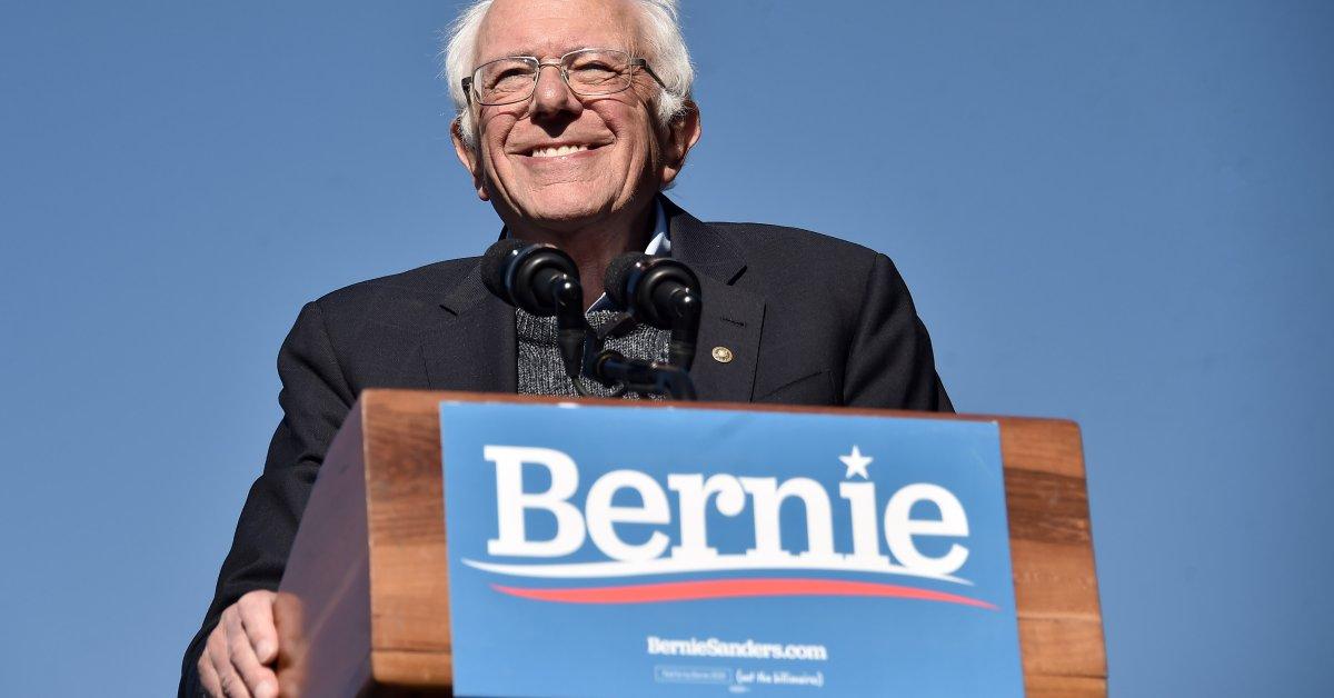 Кампания Sanders объявляет о пожертвованиях в четвертом квартале на сумму 34,5 млн. Долл. США, взносы в индивидуальные взносы thumbnail