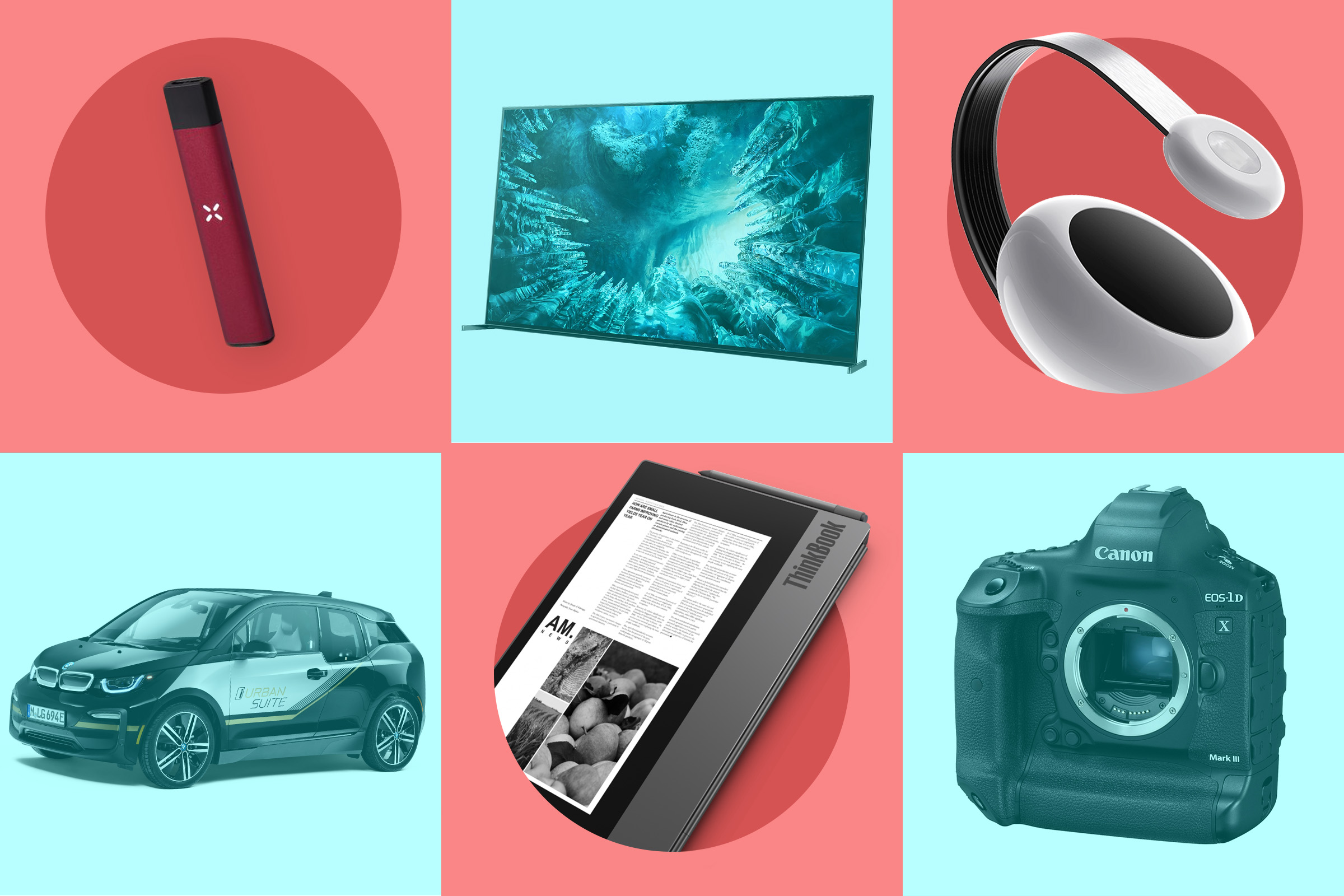 The 25 Best Gadgets Of Ces 2020 Time