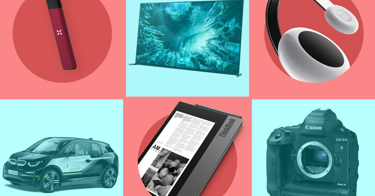 The 25 Best Products of CES 2020, Vectribe