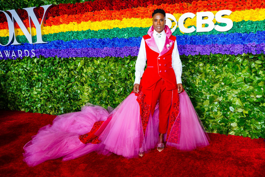 Billy Porter attends the 73rd Annual Tony Awards at Radio City Music Hall on June 9, 2019 in New York City.