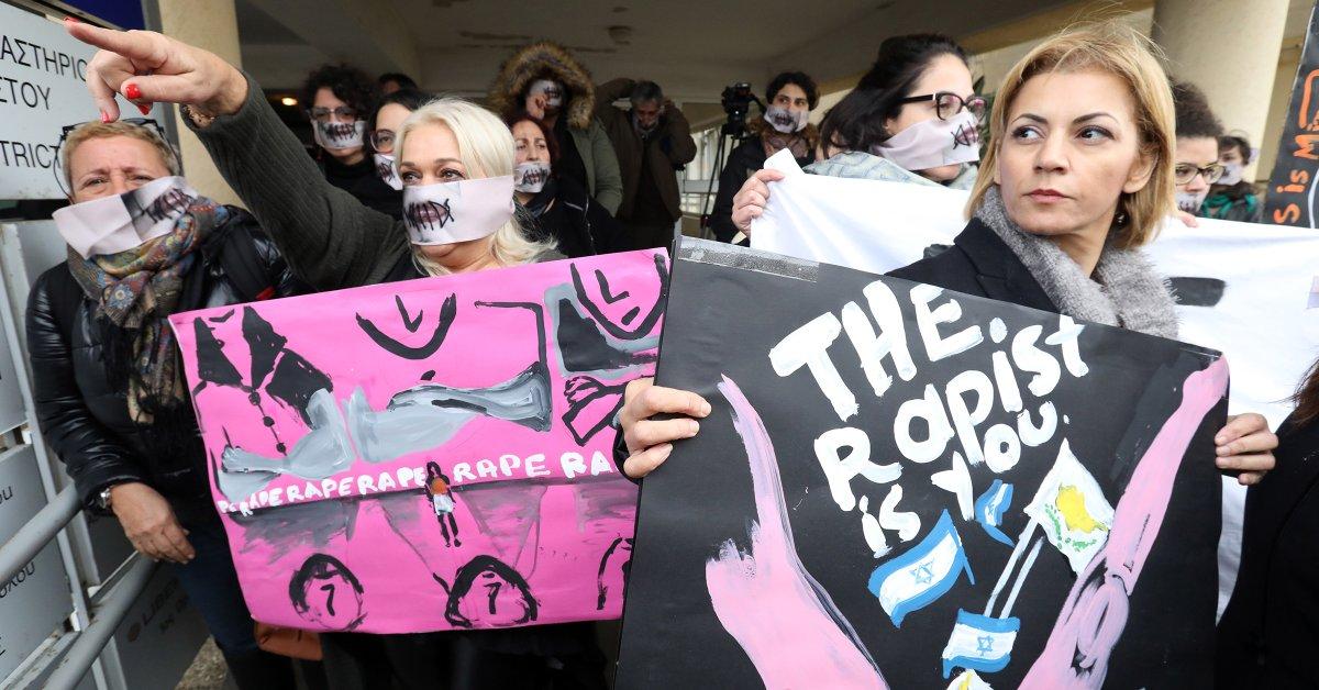 «Наша сломанная система была раскрыта». Как дело об изнасиловании британской женщины на Кипре стало активным призывом к активистам thumbnail