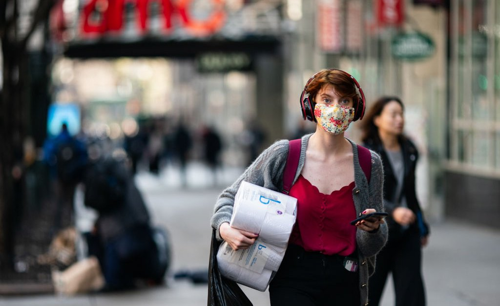 Can Face Masks Prevent Coronavirus? What Experts Say | Time