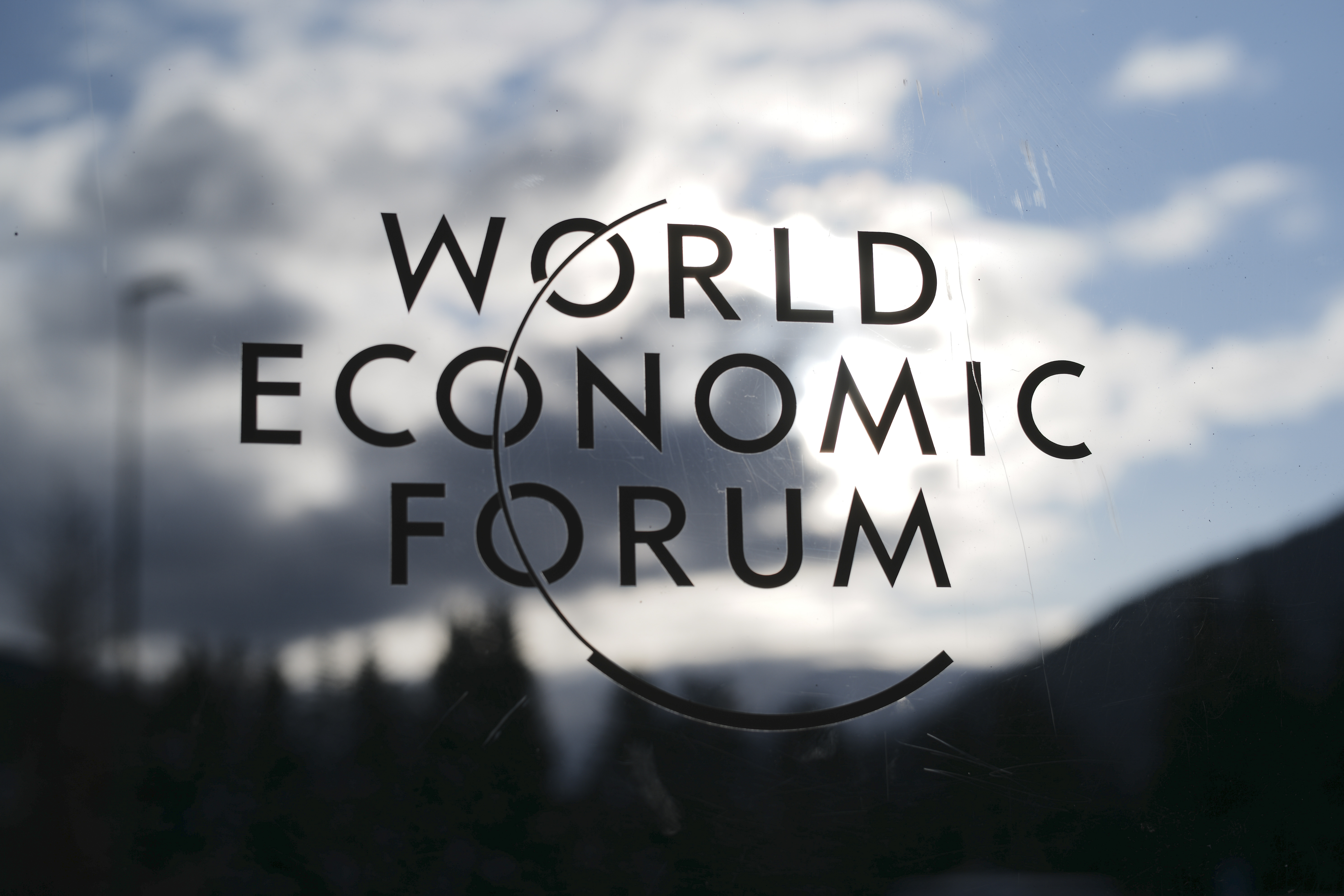 World Economic Forum Chief Welcomes Greta Thunberg and Trump to Davos for Climate Talks