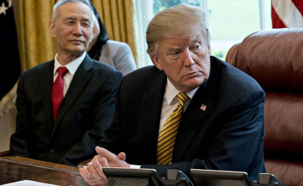 Торговая сделка Трампа «Первая фаза» с Китаем не помешает торговым войнам стать новым нормальным thumbnail
