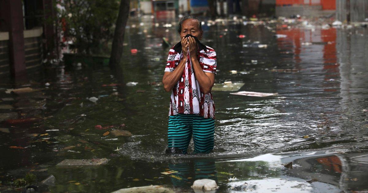 По меньшей мере 53 человека погибло от оползней, внезапные наводнения в Индонезии thumbnail