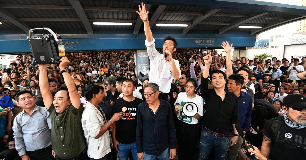 Партия будущего будущего Таиланда пользуется поддержкой молодых тайцев. Суд может полностью распустить его thumbnail