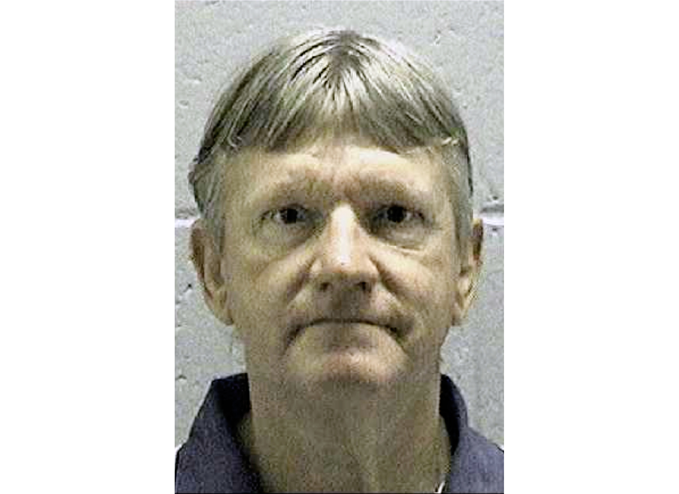 This undated file photo released by the Georgia Department of Corrections shows death row inmate Donnie Cleveland Lance, who was convicted of killing his ex-wife and her boyfriend more than 20 years ago.