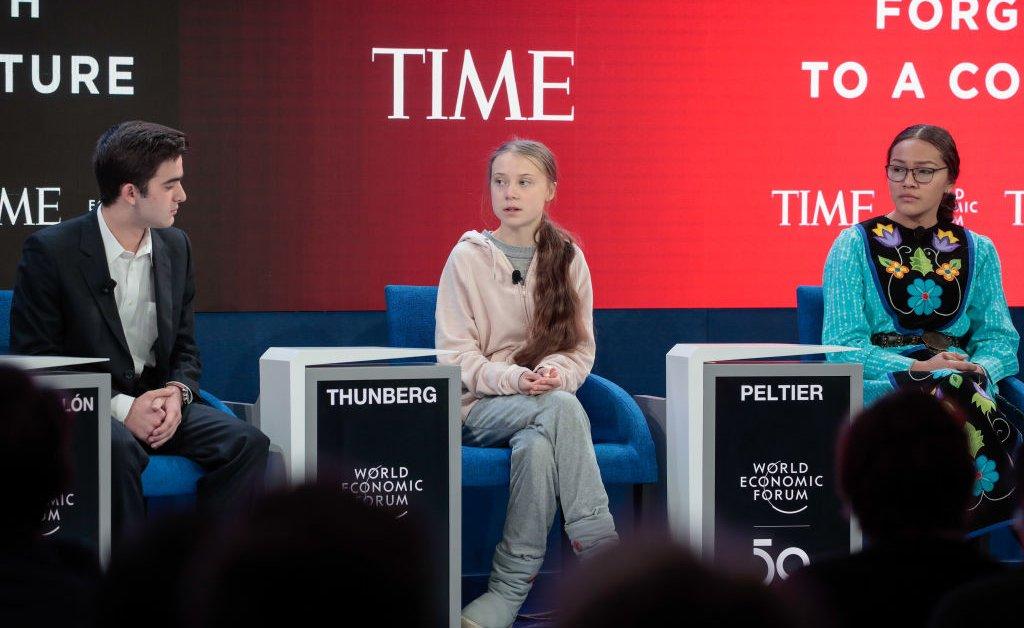 Как Давос стал конференцией по изменению климата thumbnail