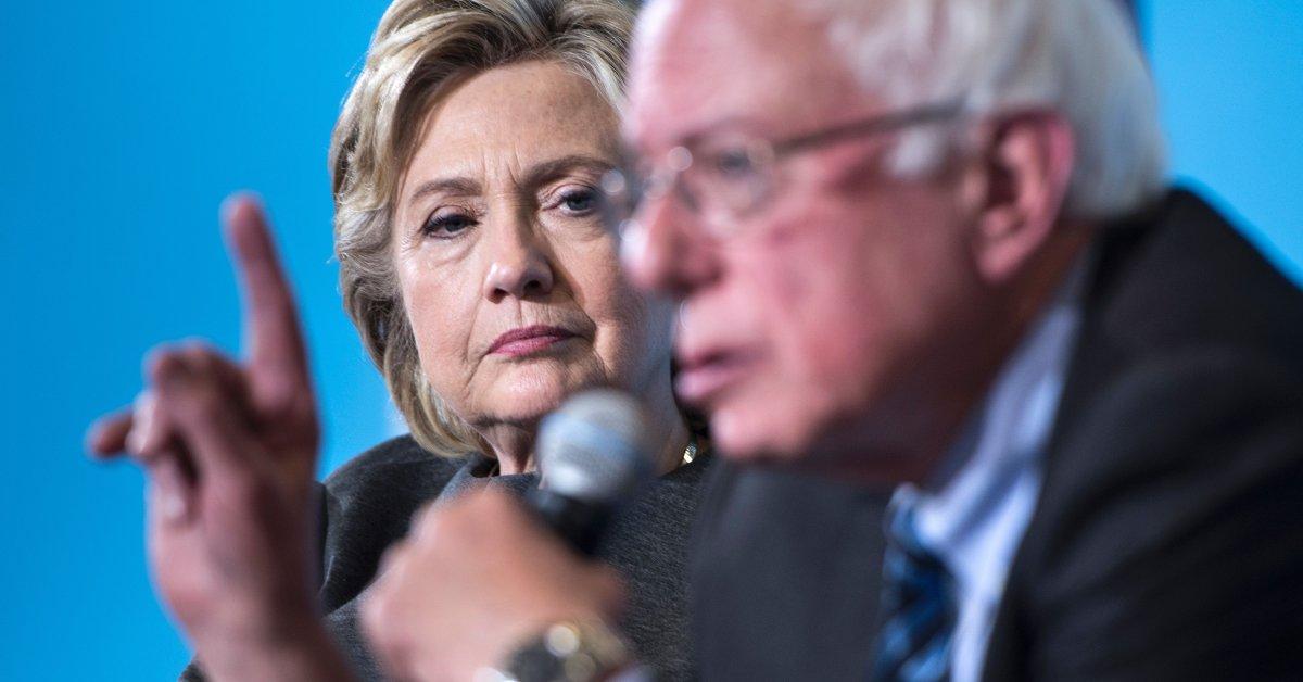 «Никто не любит его, никто не хочет работать с ним». Хиллари Клинтон критикует Берни Сандерса в новом документальном фильме thumbnail