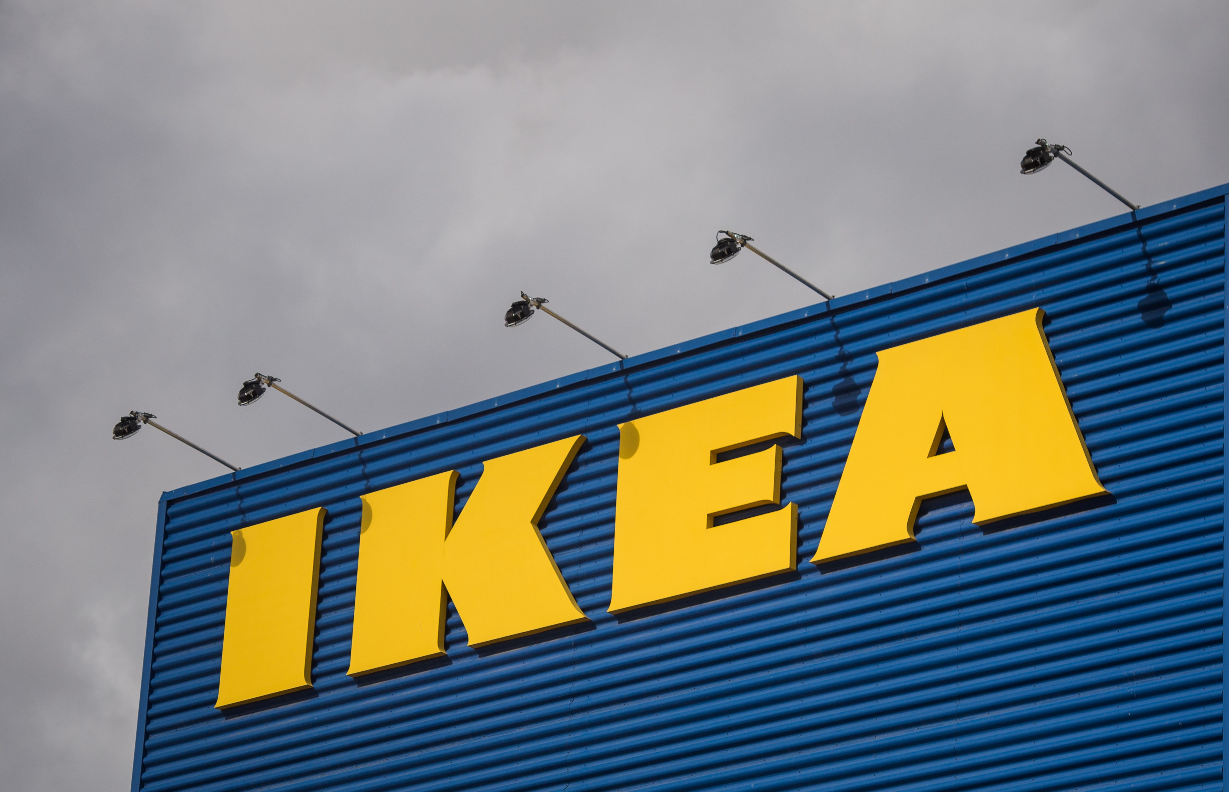 Europe's biggest IKEA store in Kungens Kurva, south-west of Stockholm.