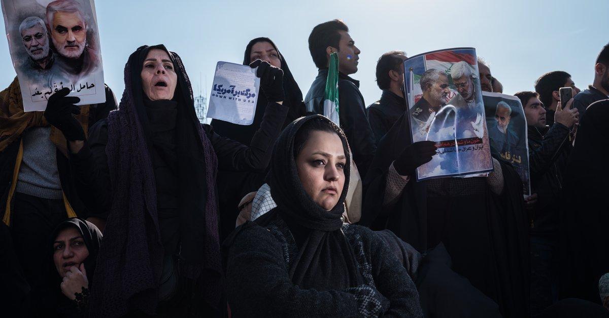 Почему убийство Сулеймани в США является неожиданным для иранских мулл thumbnail