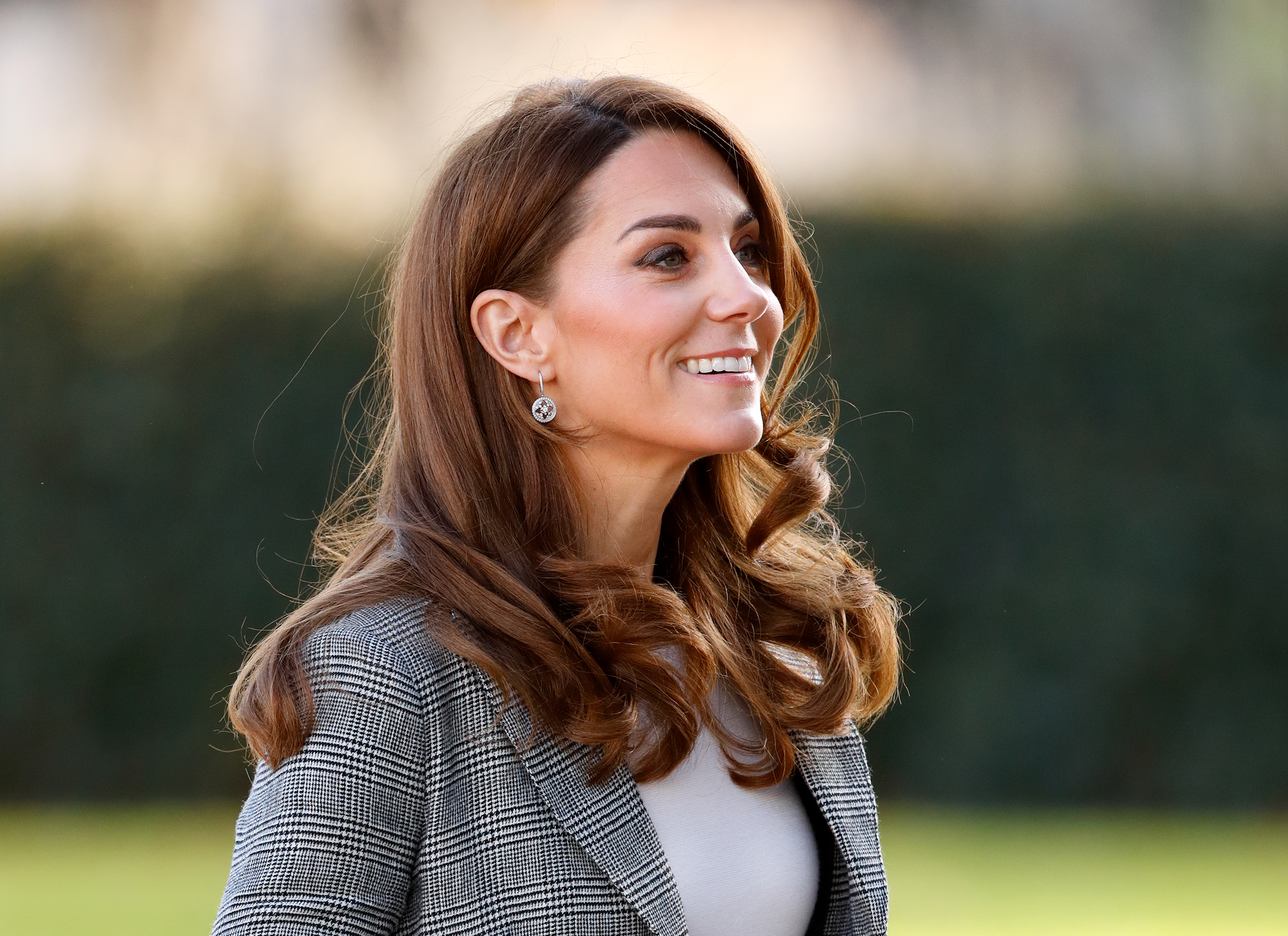 The Duchess of Cambridge attends an event in London on Nov. 12, 2019.