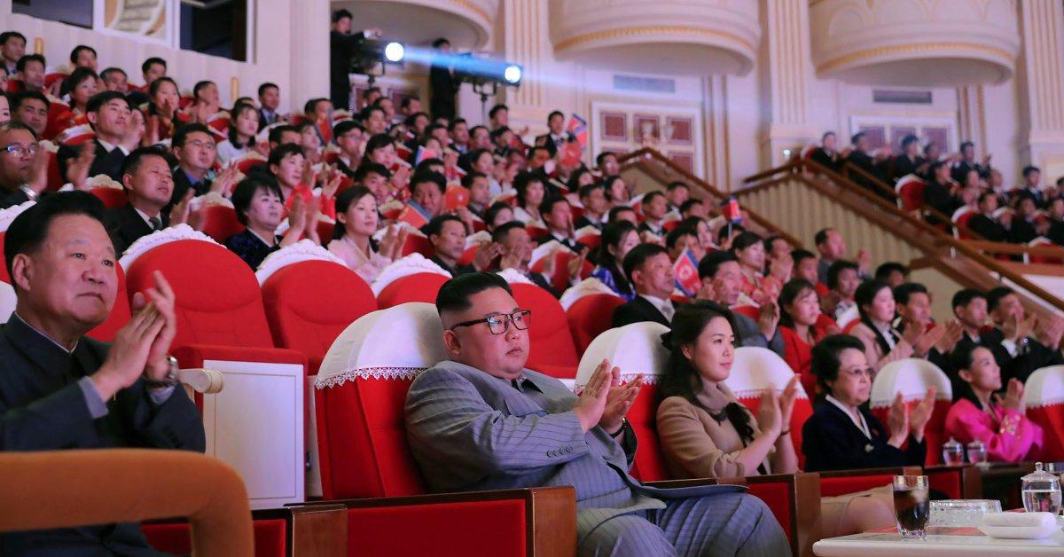 Тетя Ким Чен Уна возвращается в Северную Корею после долгих лет спекуляций вокруг ее судьбы thumbnail