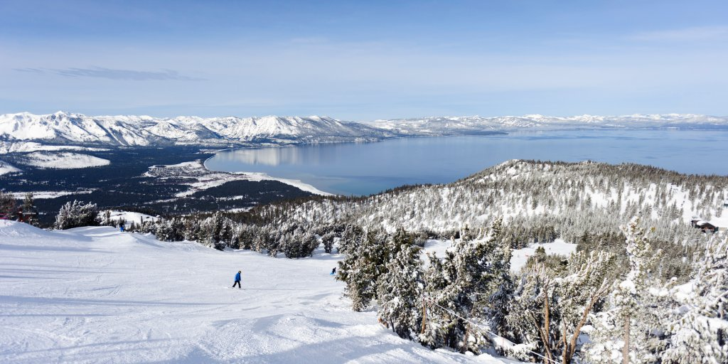 Avalanche at Lake Tahoe Ski Resort Leaves One Person Dead, Another Seriously Injured