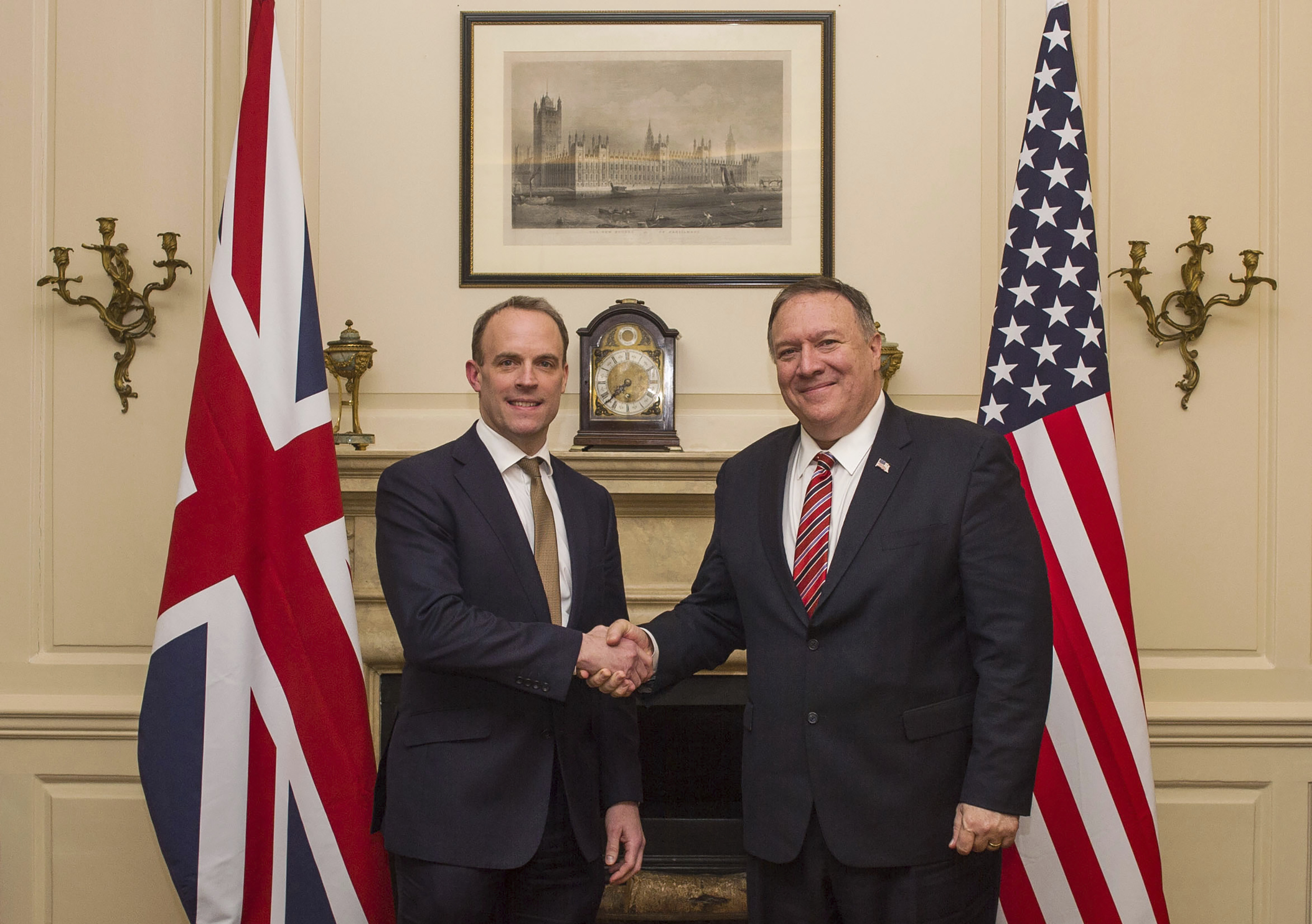 Image result for Uk and Us post brexit trade