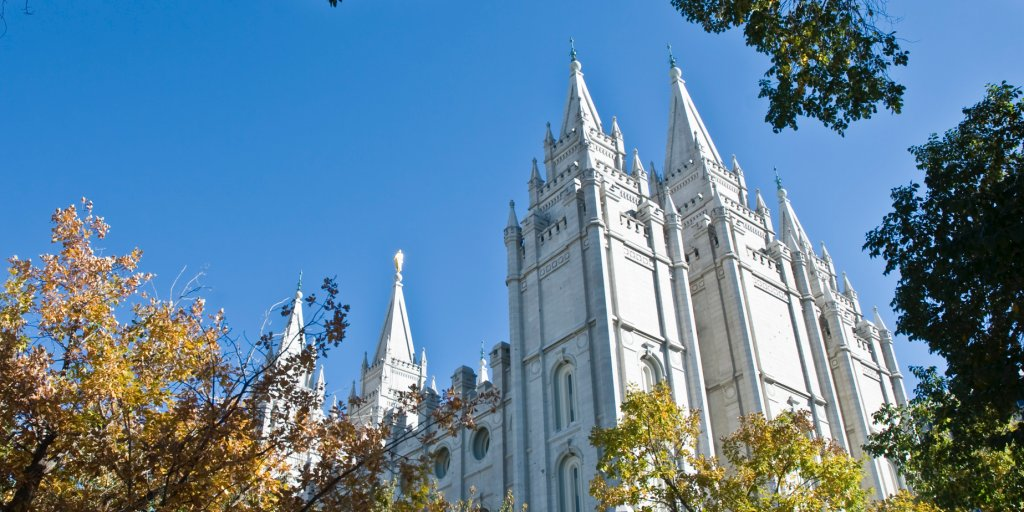 Woman Sues Mormon Church For Reporting Her Husband's Sexual Abuse Confession