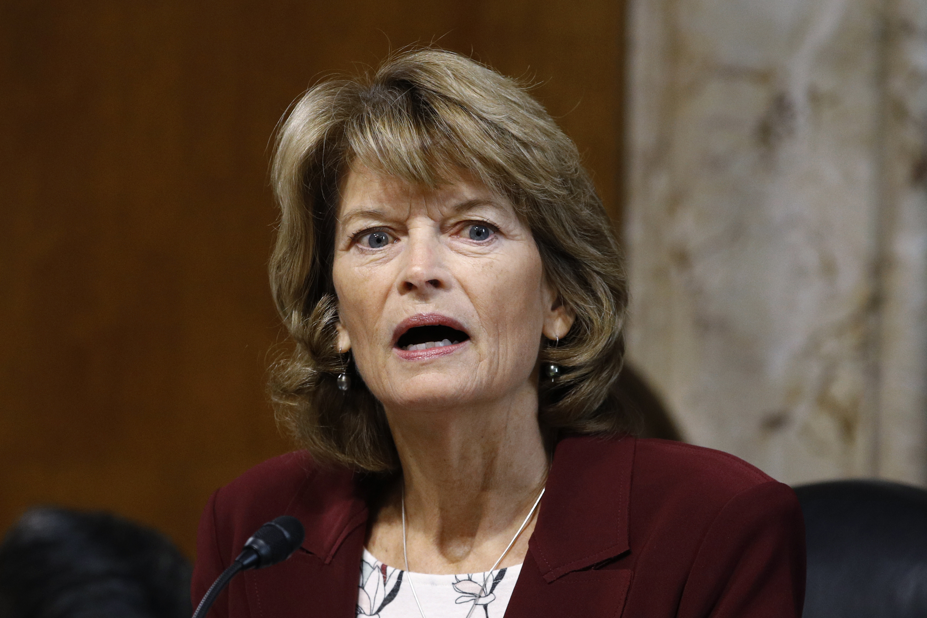 GOP Sen. Murkowski Says She Needs to Hear Impeachment Case Before Deciding Whether Further Witnesses Are Needed