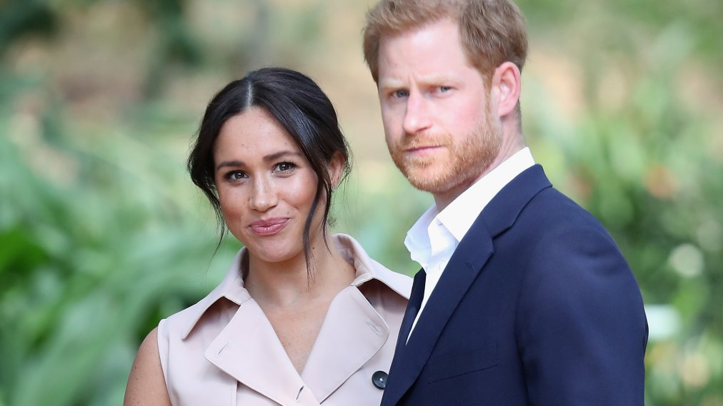 Buckingham Palace Will Reportedly Revise 'Erroneous' Titles for Prince Harry, Meghan Markle After Concerns They Currently Suggest the Couple Have Divorced
