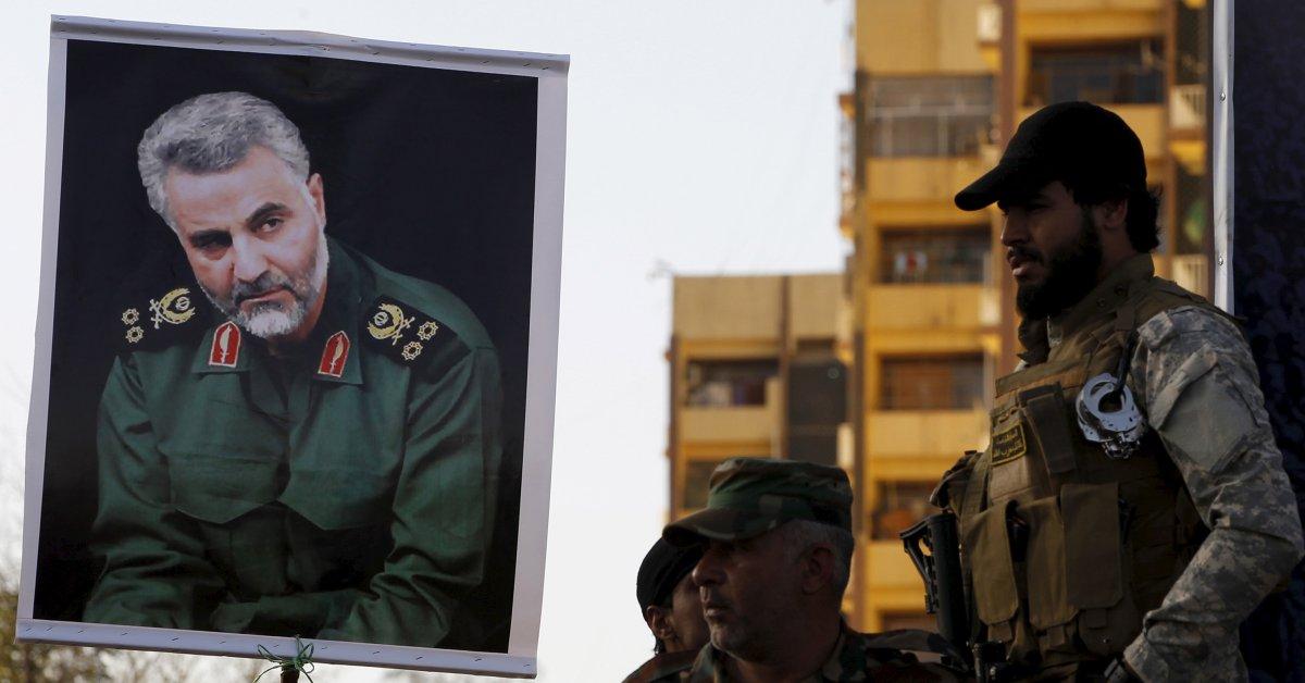 Почему убийство иранского лидера сил Кудса Касема Солеймани в США готово к ответным действиям thumbnail