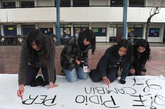 Why Chile's SATs Have Become the New Frontline of Inequality Protests