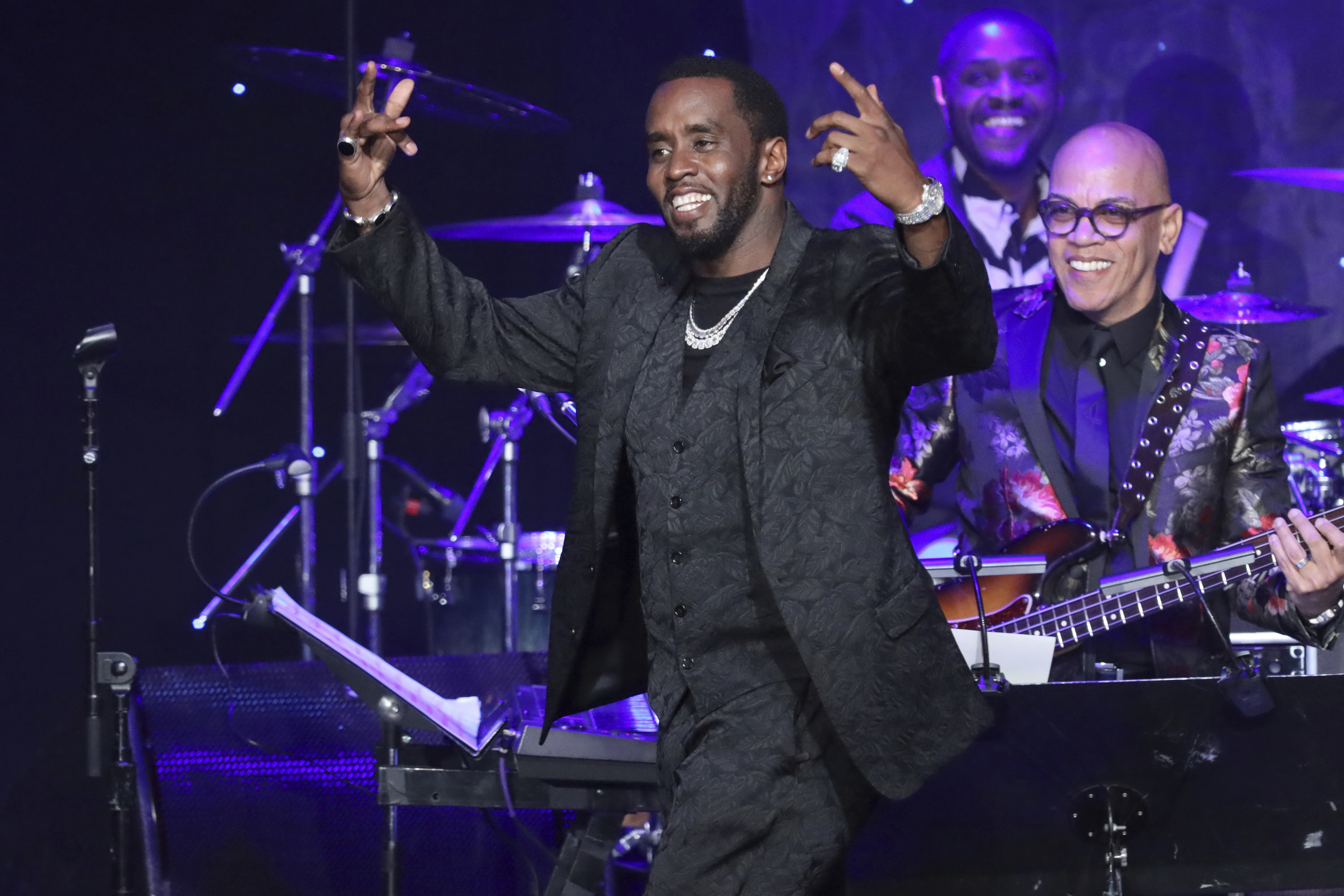 'You Just Want an Even Playing Field.' Sean 'Diddy' Combs Calls Out Grammys for Lack of R&B, Rap Representation