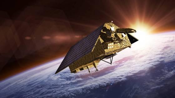 NASA's Sentinel-6A satellite