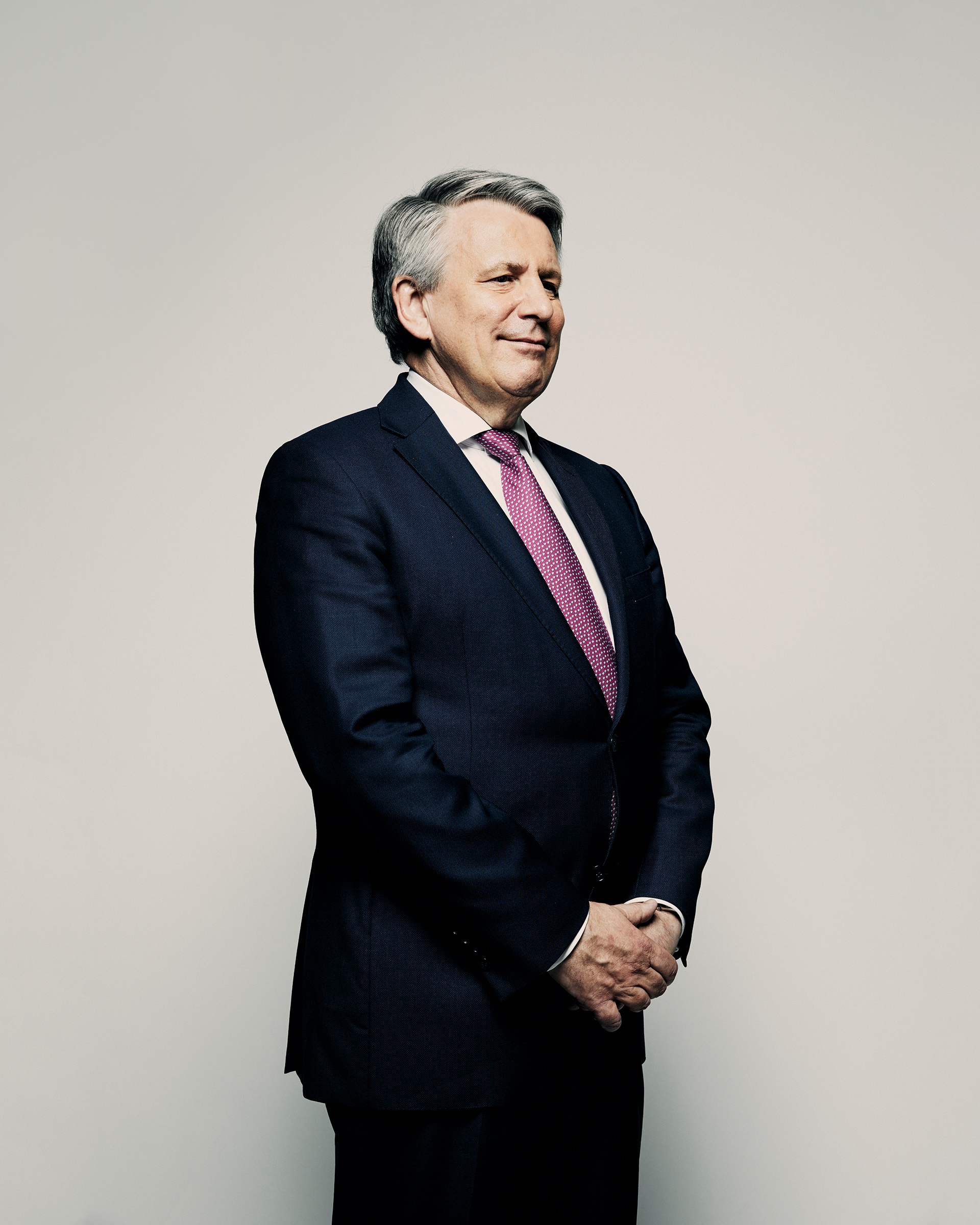 "Shell CEO Ben van Beurden says the energy industry must ""evolve"""