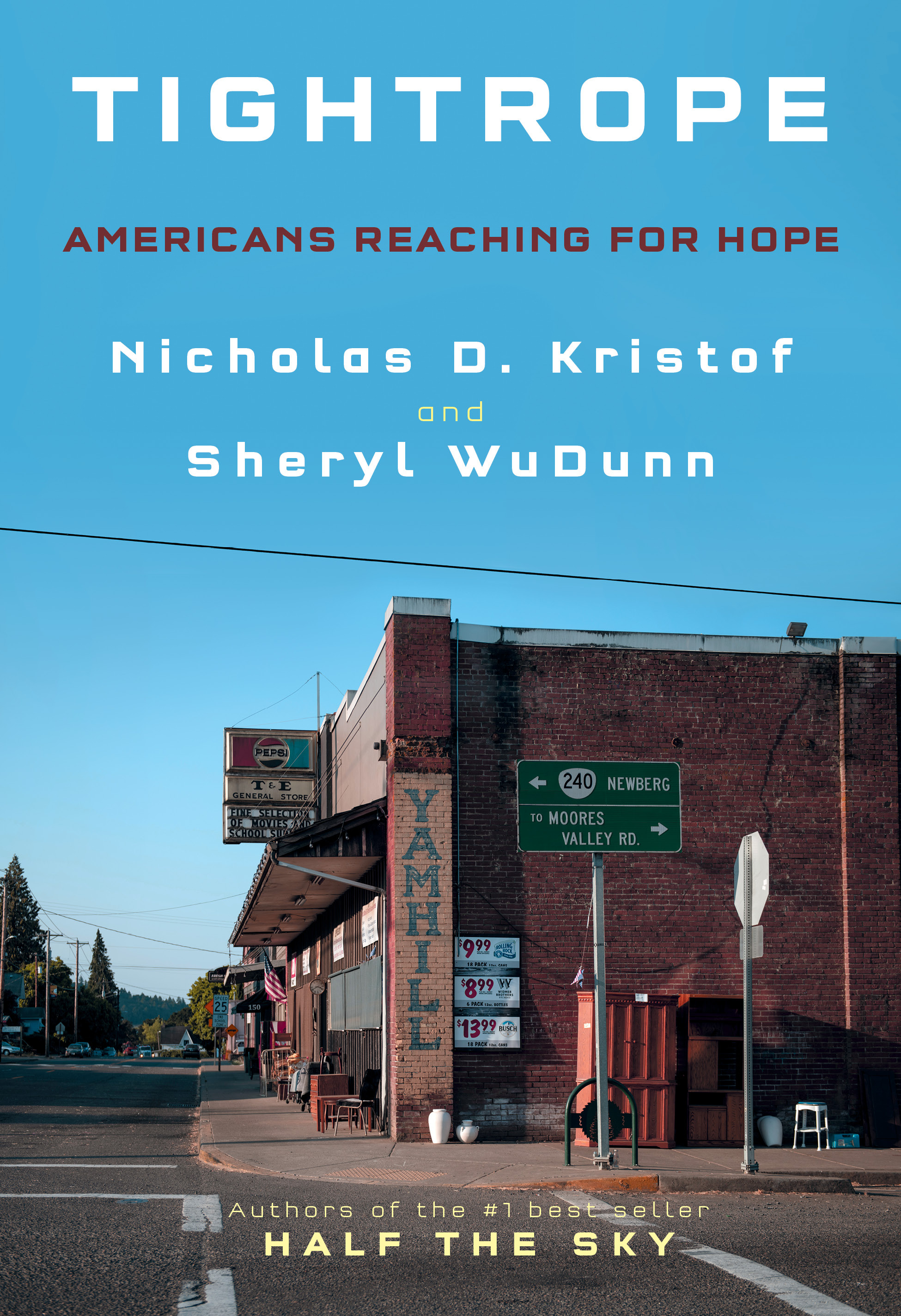 'Tightrope' by Nicholas D. Kristof and Sheryl WuDunn