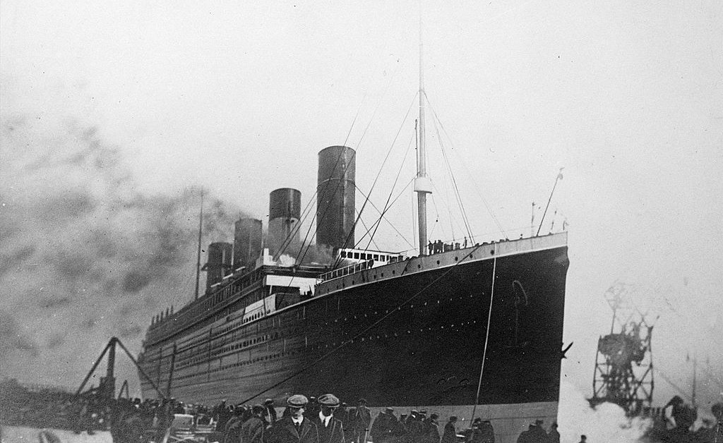 Titanic Shipwreck To Be Protected Under Treaty With The U S Time