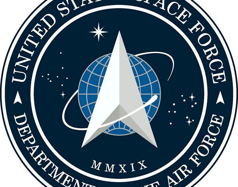 Трамп представляет логотип для новых космических сил США, с Nod to Star Trek thumbnail
