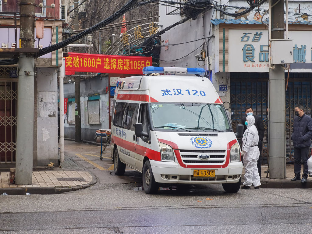 A 36-Year-Old Man Is the Youngest Victim of the Wuhan Coronavirus Outbreak So Far