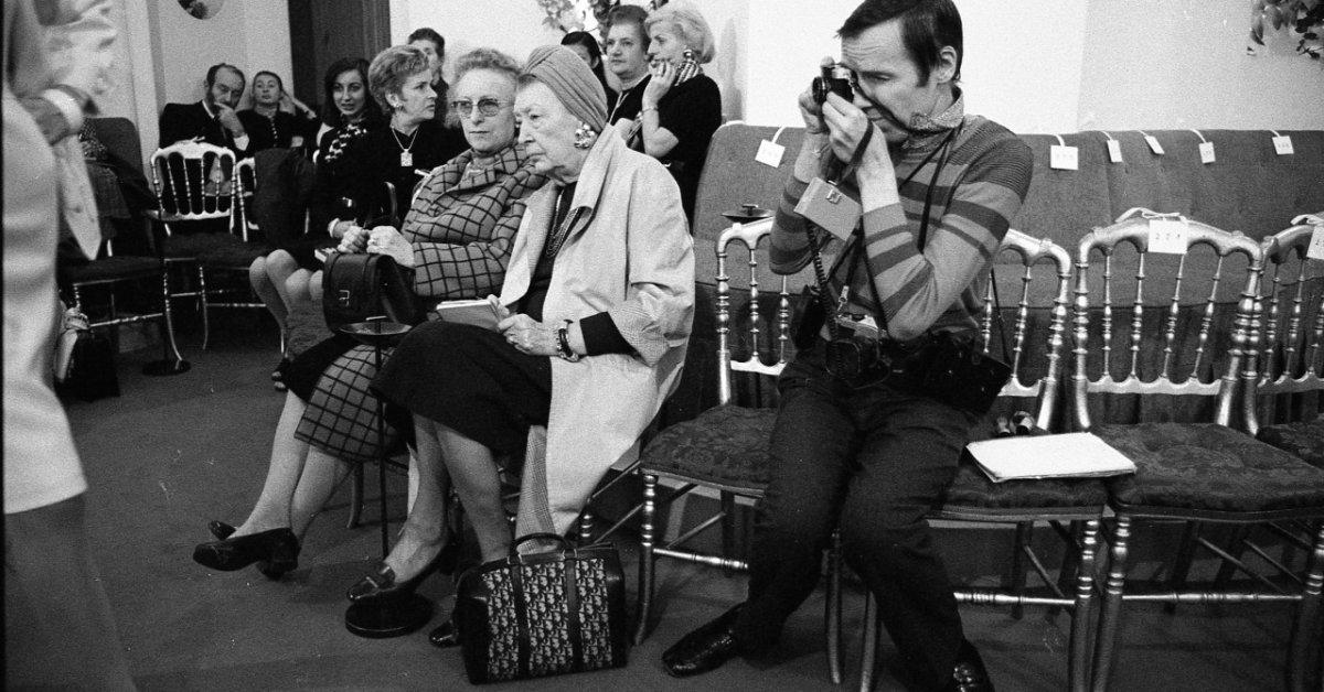 Времена Билла Каннингема восхитительно отражают мастерство модного фотографа и его более чувствительную сторону thumbnail