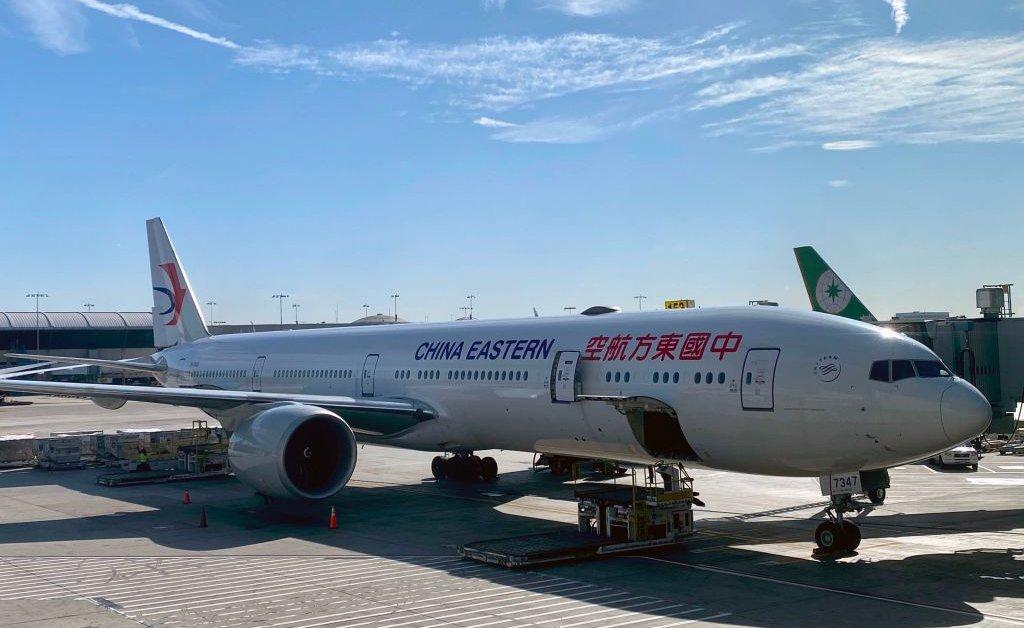 Coronavirus Has Reduced China's Aviation Market to Smaller Than Portugal's